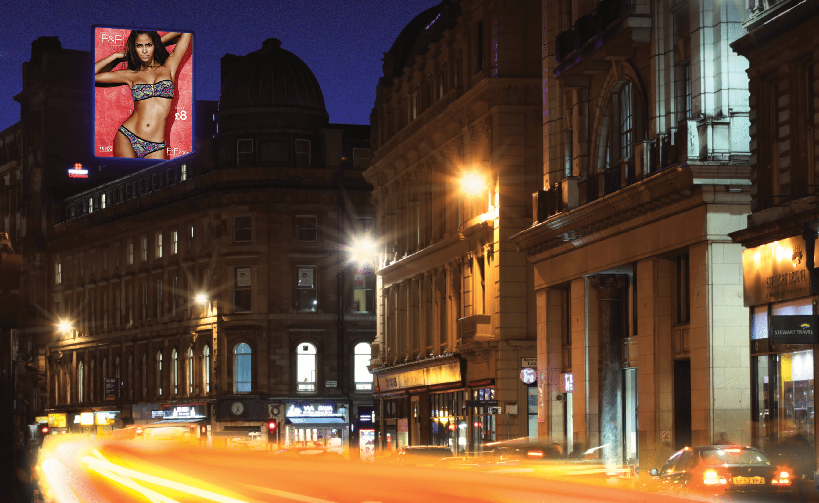 City Screen Glasgow elevated Concept Group
