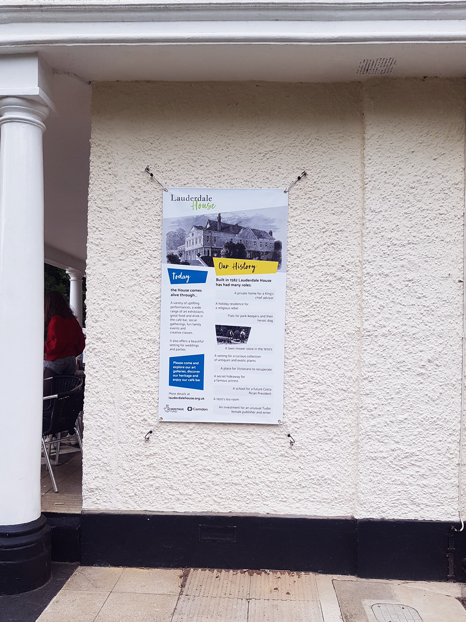 Lauderdale-House-Concept-Group-Removable-Sign