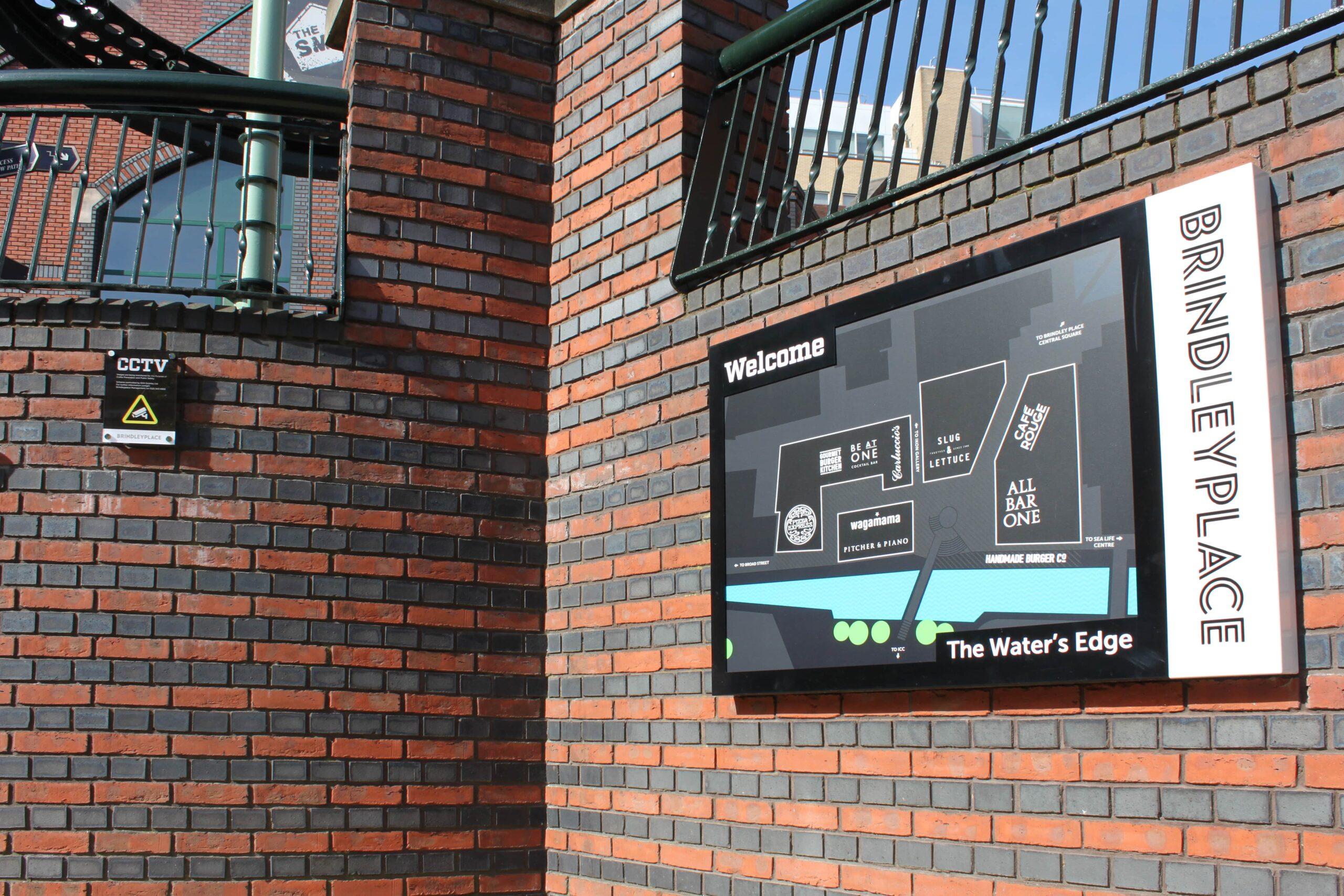 Brindley-Place-Birmingham-Site-Map-Concept-Signs